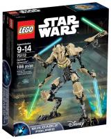 Фото LEGO Star Wars 75112 Генерал Гривус