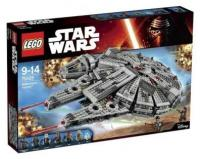 Фото LEGO Star Wars 75105 Тысячелетний сокол
