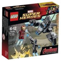 Фото LEGO Super Heroes 76029 Железный человек против Альтрона