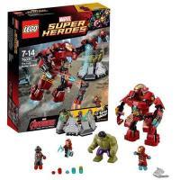 Фото LEGO Super Heroes 76031 Разгром Халкбастера