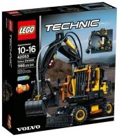 Фото LEGO Technic 42053 Вольво EW 160E