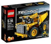 Фото LEGO Technic 42035 Карьерный самосвал