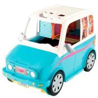 Фото Mattel Barbie Раскладной фургон для щенков (DLY33)