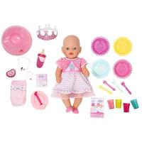 Фото Zapf Creation Baby born Кукла Интерактивная Праздничная, 43 см (823095)