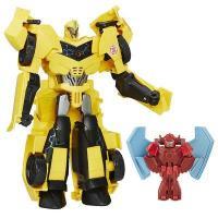 Фото Hasbro Роботы под прикрытием: Заряженные Герои, в ассорт. (B7067)