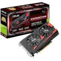 Фото ASUS GeForce GTX 1050 Ti Expedition OC 4Gb (EX-GTX1050TI-O4G)