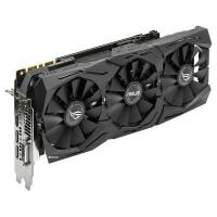Фото ASUS GeForce GTX 1080 Ti STRIX GAMING 11Gb (ROG-STRIX-GTX1080TI-11G-GAMING)