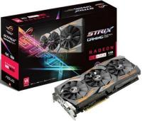 Фото ASUS Radeon RX 480 ROG STRIX 8Gb (STRIX-RX480-8G-GAMING)