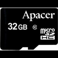 Фото Apacer microSDHC 32Gb Class 10