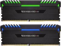 Фото Corsair 16GB (2X8GB) DDR4 4000MHz Vengeance RGB (CMR16GX4M2F4000C19)