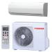 Цены на Toshiba SKP RAS - 18SKP - ES/ RAS - 18SA - ES RAS - 18SKP - ES/ RAS - 18SA - ES Тип: сплит - система;  Обслуживаемая площадь,   кв. м: 50;  Основные режимы работы: охлаждение;  Мощность в режиме охлаждения,   вт: 5350;  Доп.функции: функция самоочищения/ функция запоминания настроек