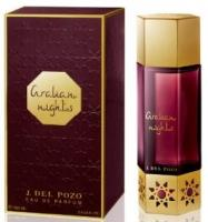 Jesus Del Pozo Arabian Nights For Her EDP