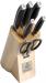 Цены на TalleR TR - 2008 Материал рукояти  -  Пластик,   Длина лезвия  -  9,   12.5,   20,   20,   20,   Тип  -  Набор ножей,   Длина ножа  -  22,   25.5,   33,   33.5,   34,   Вес  -  2080,   Материал лезвия  -  Нержавеющая сталь,   Назначение ножа  -  Универсальный,   В комплекте  -  Ножницы,   Цвет  -  Серебрис