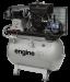Цены на Abac EngineAIR B6000/ 270 11HP Производительность(л/ мин) : 741;  Рабочее давление(атм) : 14;  Мощность двигателя(кВт) : 8,  2;  Питание : бензин;  Объём ресивера(л) : 270;