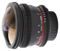 Samyang 8mm T3.8 AS IF UMC Fish-eye CS II VDSLR Nikon F