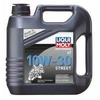 Liqui Moly Motorbike 4T Street 10W-30 4л (1688)