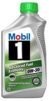 MOBIL 1 Advanced Fuel Economy 0W-30 1л