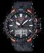 Цены на Наручные часы Casio PRW - 6100Y - 1E Сплит - хронограф.12 - ти и 24 - х часовой формат времени. Отображение даты: вечный календарь,   число,   день недели. Подсветка: дисплея,   стрелок. Второй часовой пояс,   индикатор запаса хода,   будильник (количество установок: 5),   се