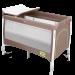 Цены на Espiro Манеж - кровать Chillout 03 sky Манеж - кровать Espiro Chillout понравится вам своими компактными размерами в сложенном виде,   что удобно при хранении и перевозке,   а также практичностью и функционалом. Имеется пеленальный стол,   два органайзера и сумка д