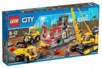 LEGO City 60076 Снос старого здания