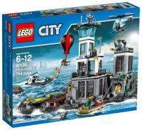 Фото LEGO City 60130 Остров-тюрьма