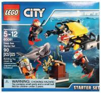 LEGO City 60091 Исследование морских глубин