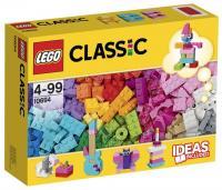 LEGO Classic 10694 Набор для творчества - пастельные цвета