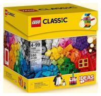 LEGO Classic 10695 Ящик для творческого конструирования
