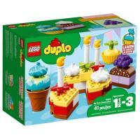 Фото LEGO Duplo 10862 Мой первый праздник