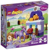 LEGO Duplo 10594 Королевская конюшня Софии