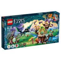 Фото LEGO Elves 41196 Нападение летучих мышей на Дерево эльфийских звёзд