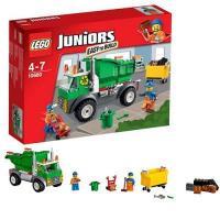 LEGO Juniors 10680 Мусоровоз