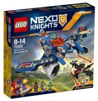 LEGO Nexo Knights 70320 Аэро-арбалет V2 Аарона Фокса