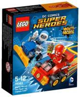 LEGO Super Heroes 76063 Флэш против Капитана Холода