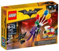LEGO The Batman 70900 Побег Джокера на воздушных шариках