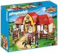 PLAYMOBIL Большая конюшня (5221)
