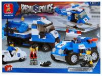 SLUBAN Полицейский спецназ M38-B0190