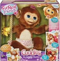 Hasbro FurReal Friends Смешливая обезьянка (A1650)