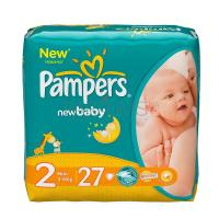 Pampers New Baby Mini 2 (27 шт.)