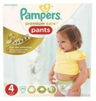 Pampers Premium Care Pants Maxi 4 (44 ��.)