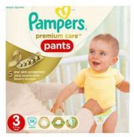 Pampers Premium Care Pants Midi 3 (56 шт.)