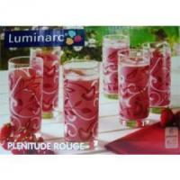 Luminarc Plenitude Rouge D2269