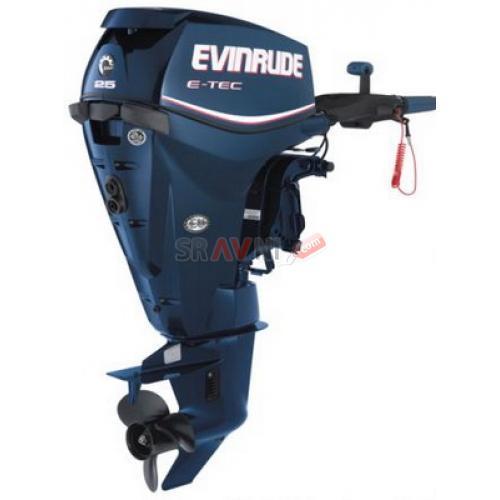 лодочный мотор эвинруд ремонт