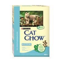 Cat Chow Kitten с курицей 0,4 кг