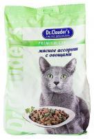 Dr.Clauder's Сухой корм Мясное ассорти с овощами 15 кг