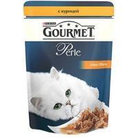 Gourmet Perle мини-филе с курицей 0,085 кг