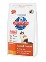 Hill's Science Plan Feline Adult Hairball Control курица 5 кг
