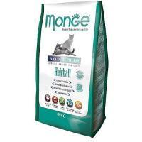 Monge Hairball для выведения шерсти 0,4 кг