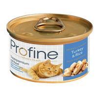 Profine Консервы Turkey & Rice 70 г