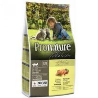 Pronature Holistic Kitten Growth Chicken&Sweet potato 2,72 кг